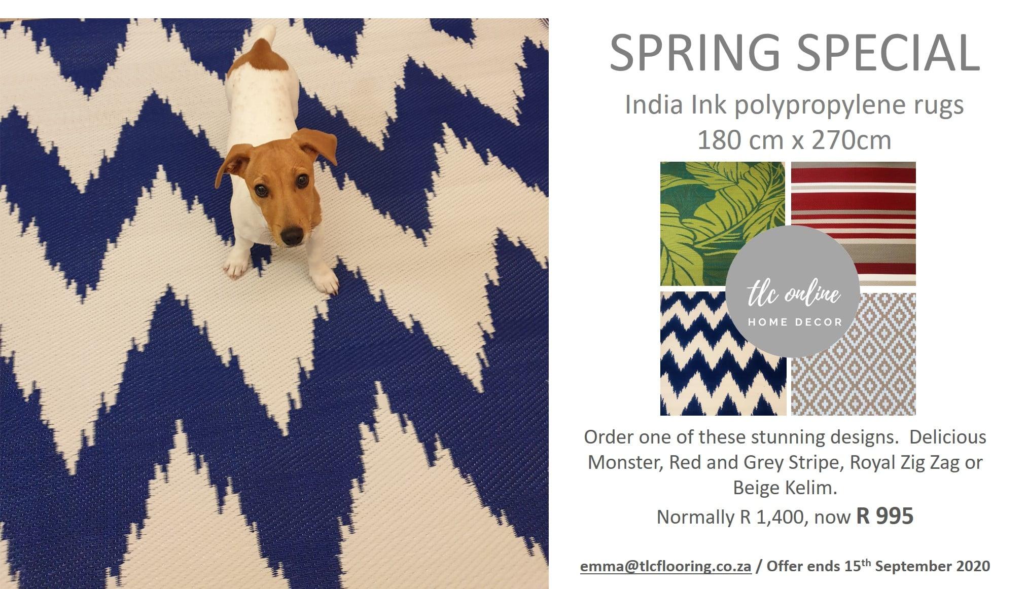 tlc flooring spring special