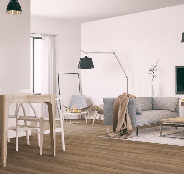 vinyl flooring installer