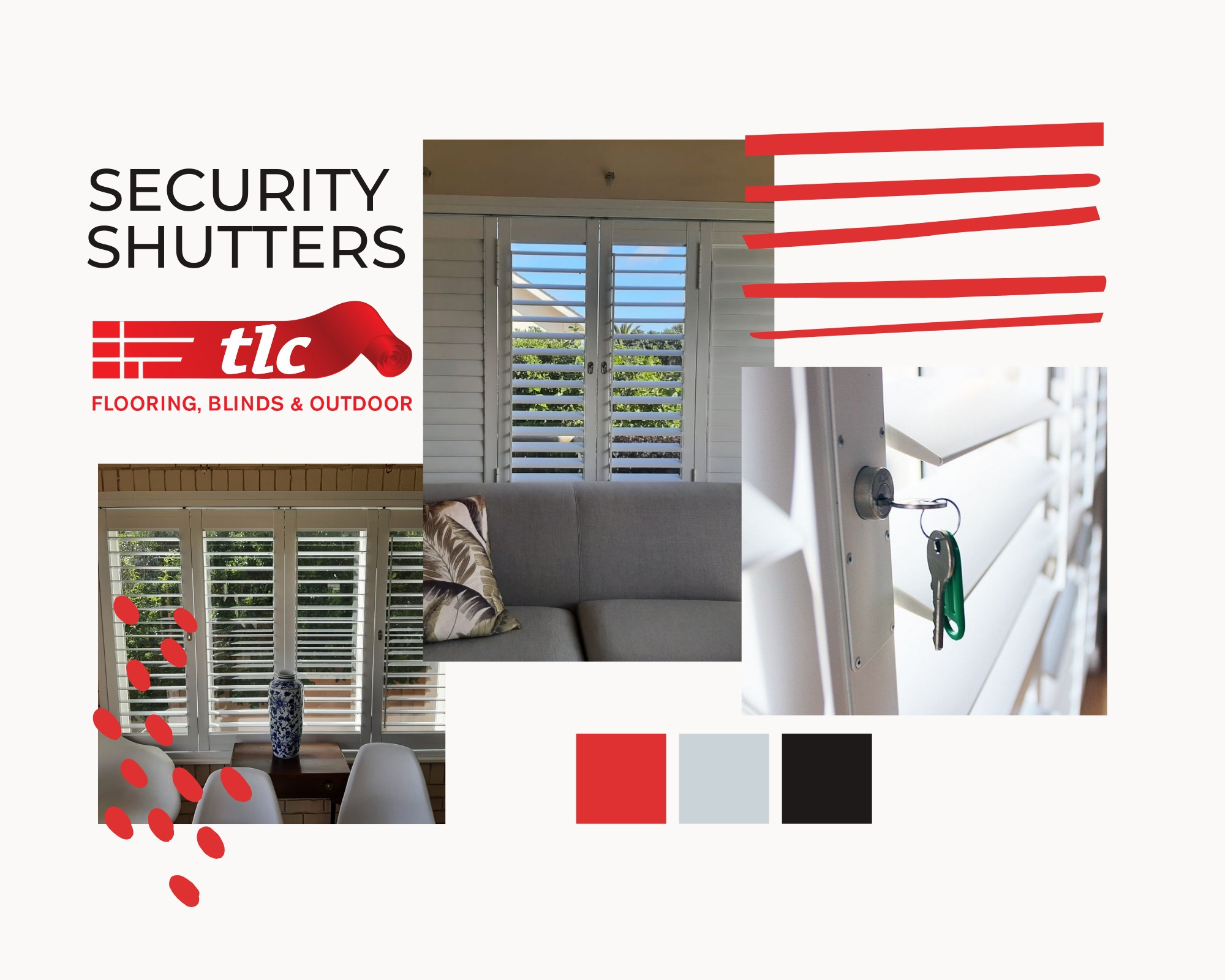 security shutters cape town